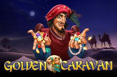 Golden caravan Slotmaschine