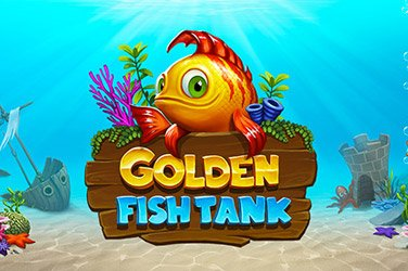 Golden fish tank Slotmaschine