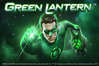 Green lantern Demo Slot
