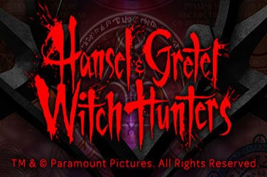 Hansel and gretel witch hunters Slotmaschine