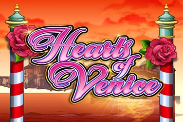 Hearts of venice Demo Slot
