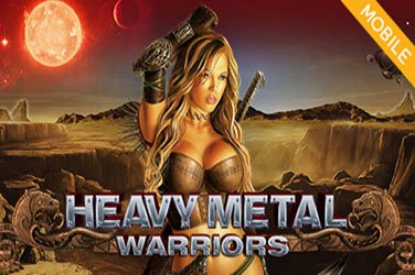 Heavy metal warriors Video Slot