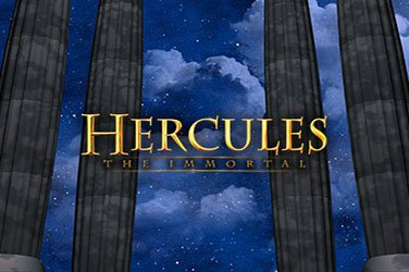 Hercules the immortal Videospielautomat