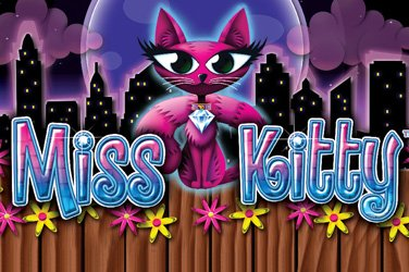 Miss kitty Videospielautomat