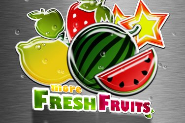 More fresh fruits Slotmaschine