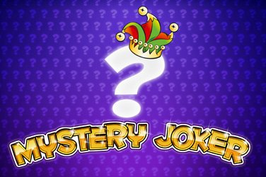 Mystery joker Video Slot