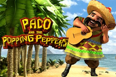Paco and the popping peppers Video Slot