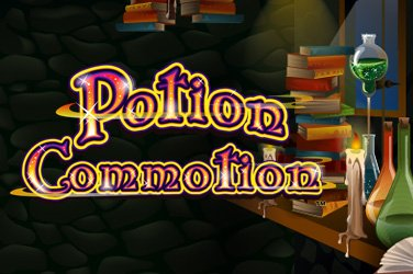 Potion commotion Video Slot