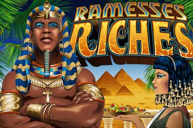 Ramesses riches Spielautomat