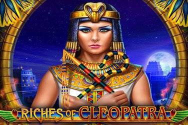 Riches of cleopatra Slotmaschine