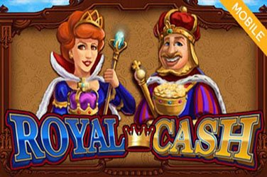 Royal cash Videospielautomat