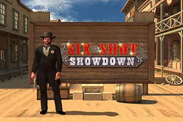 Six shot showdown Videospielautomat