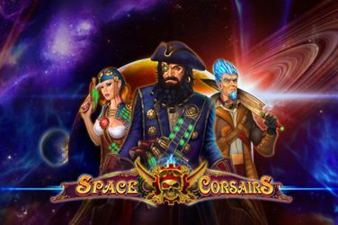 Space corsairs Spielautomat