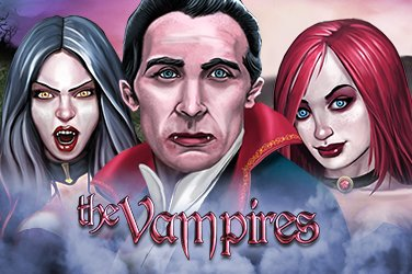 The vampires Slotmaschine