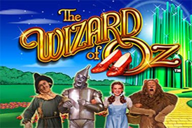 The wizard of oz Automatenspiel