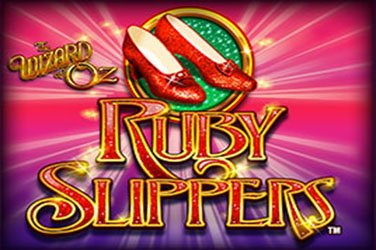 The wizard of oz ruby slippers Video Slot