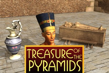 Treasure of the pyramids Automatenspiel