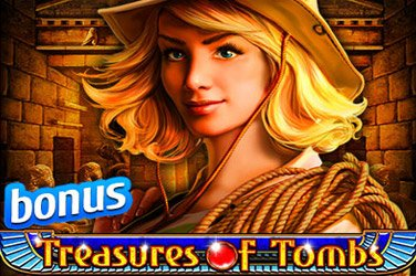 Treasures of tombs (bonus) Automatenspiel
