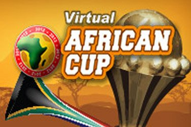 Virtual african cup Slotmaschine