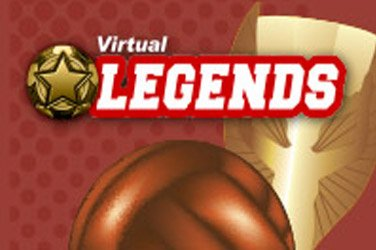 Virtual legends Spielautomat