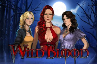 Wild blood Videoslot