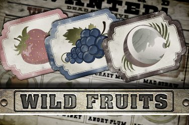 Wild fruits Automatenspiel