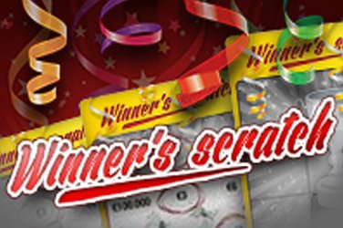 Winners scratch Automatenspiel