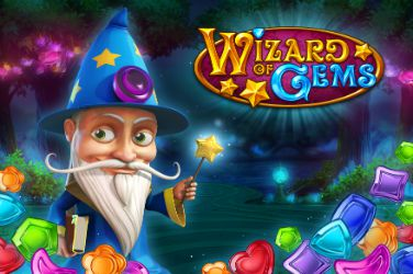 Wizard of gems Automatenspiel